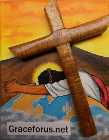 Grace for Us - Sharing the Gospel of God